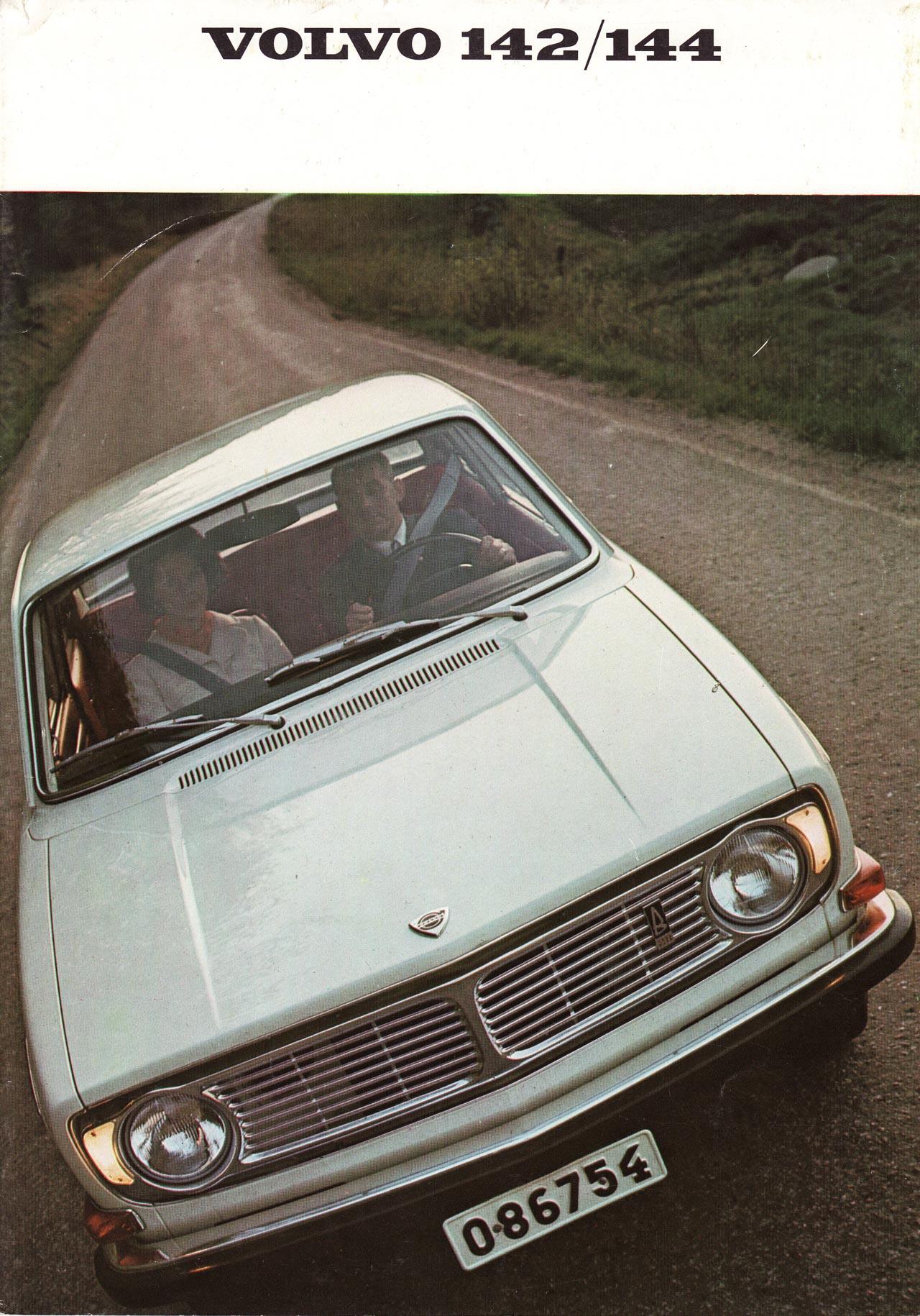 Volvo 142/144